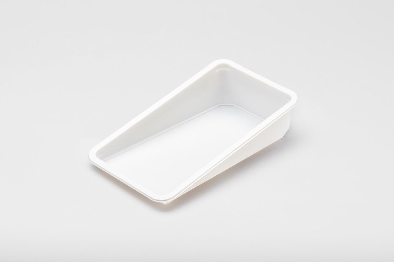 Contenitori compostabili vaschetta formaggio