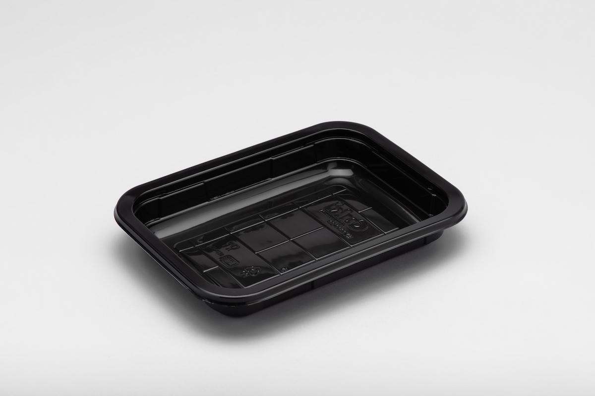 Contenitori in plastica rettangolare per alimenti
