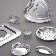 Contenitori in alluminio e coperchi linea speciale